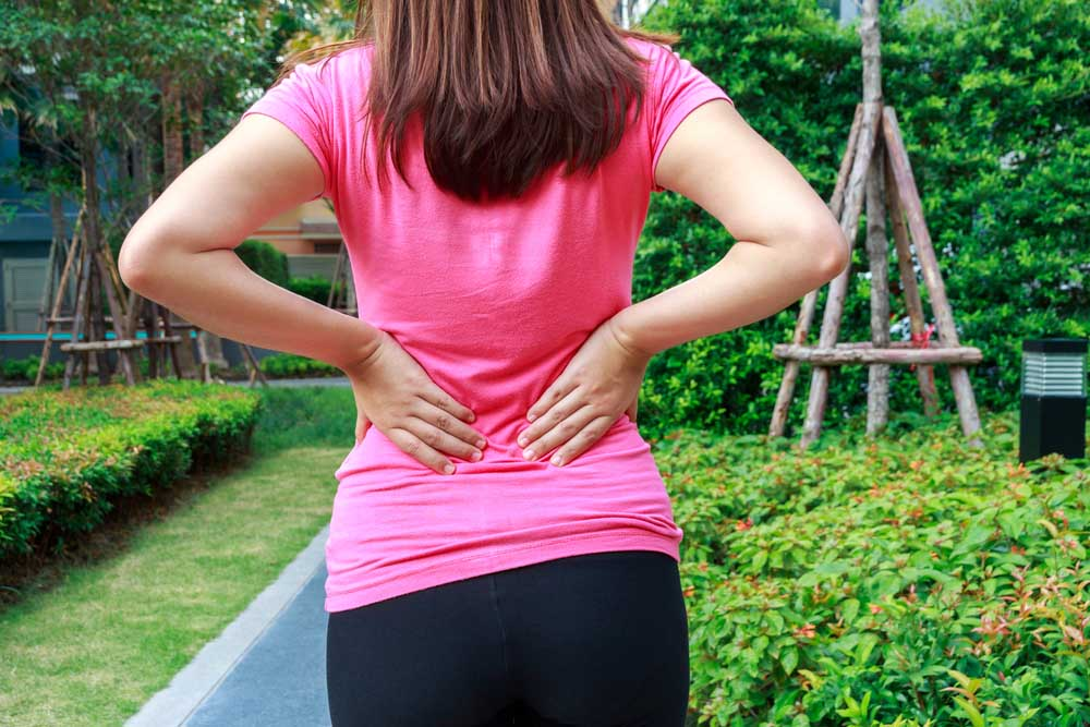Low Back Sprains and Strains
